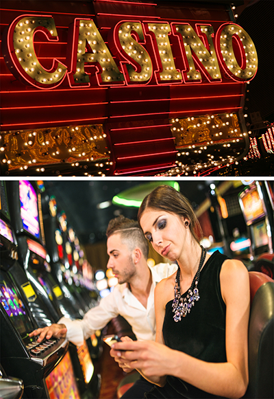 Cell Phone Repeater Casinos
